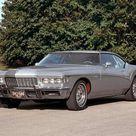 1972 Buick Riviera Silver Arrow III Concept