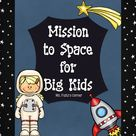 Planet Space Research Unit for Big Kids