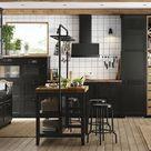 Küchenfronten & Küchentüren: viele Stile
