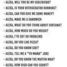 A complete guide on Amazon Alexa's jokes