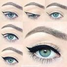 60s style makeup for asians - Google Search