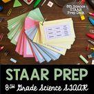 8th Grade Science STAAR Review | Kesler Science