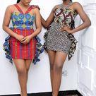 Stunning Ankara Styles For Twin Sisters and Friends. - Stylish Naija