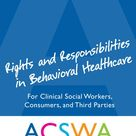 Rights And Responsibilities In Behavioral Healthcare: For C...
