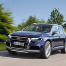 New Audi Q5 exclusive pictures   Auto Express