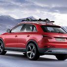 Audi Q3 Vail Concept 2012   Энциклопедия концептуальных автомобилей