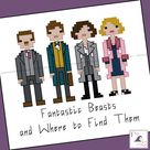 Harry Potter Parody  Fantastic Beasts and Where to Find Them   Etsy