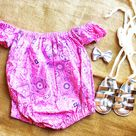 Free delivery,Pink dress,Pink printed romper,Pink romper,Sandals silver,Silver Gladiator,Baby romper,Girl outfit