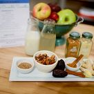 Seasonal Fall Smoothie: Apple Crumble Pie - Be Well With Arielle
