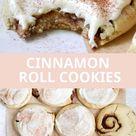 Cinnamon Roll Cookies video