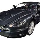 Aston Martin DBS Quantum Silver / Dark Gray Metallic James Bond 007