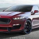 Future Cars: Putting The SHO Into Ford's All-New 2016 Taurus   Carscoops