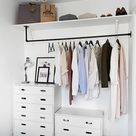 Latest Cost-Free apartment bedroom storage Popular