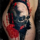 cranium hand by quintocavaleiro on DeviantArt