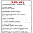 Christmas Games For Groups