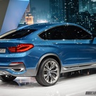 Auto Shanghai 2013  BMW X4 Concept World Premiere [Updated with Video]