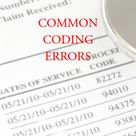 Common Medical Coding Errors - MedConverge