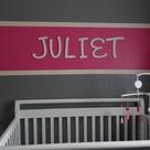 Pink Grey Nurseries