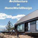 Big Cabin & Little Cabin by Renée del Gaudio Architecture in HomeWorldDesign