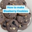 I Baked the Famous Blueberry Cookies That People Can't Stop Talking About