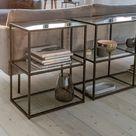 Designregal LIUM - elegantes Design im Industrial-Stil