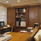 Traditional Home Offices