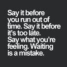 [Image]Say it...