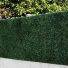 118''x40''/40''x40'' Artificial Ivy Privacy Fence Screen,Artificial Hedges Fence and Faux Ivy Vine Leaf Decoration Wall Cover for Outdoor Garden Porch Patio - Walmart.com