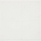 Badematte Carina in Weiß ca. 50x70cm
