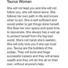 The 8 Mistakes Taurus Women Make in Relationships (Part 1)