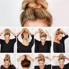 Einfache Frisuren für den Alltag: 40+ tolle Ideen - Beauty, Frisurentrends - ZENIDEEN