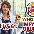 Burger King - Whopper (Challenge) Meydan Okuması   Evde Daha Hesaplı Whopper Tarifi