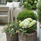 Kleiner Garten   Gestaltung und Ideen im Shabby Look