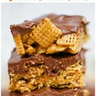 Chex Chocolate Peanut Butter Bars