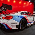 2016 BMW M6 GT3 Is the Definition of Eye Candy at Frankfurt