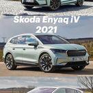Skoda Enyaq iV 2021