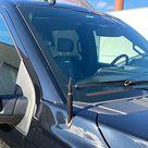 Bullet Style 0.5 Cal Antenna Mast for Dodge RAM 1500 2009-2019 - Black