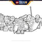 Lego Nexo Knights Geburtstagsparty