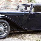 1937 Bentley 4¼ Litre Saloon  Chassis no. B214 GA
