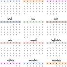 2021 Calendar Printable Free