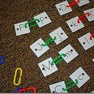 Letter Recognition Kindergarten
