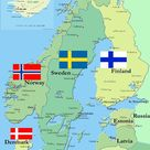 Norway Sweden Finland