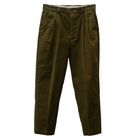 Two Tack Trousers Jacquad Corduroy - 33 / Navy