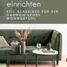 Wohnzimmer Zeitlos einrichten – Stil-Klassiker für ein harmonisches Wohngefühl