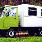 Multicar, Kleine Alleskönner
