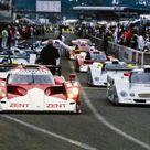 1000 Piece Puzzle. 1999 24 Hours of Le Mans