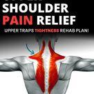 Neck & Upper Trapezius Pain Relief (Full Plan!)
