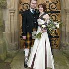 Scottish Wedding Dresses