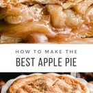 How to make the BEST Apple Pie!
