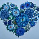Jaana J - 19-05-2020 Johanna Basford Colouring Gallery